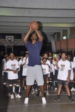 Chris Bosh at NBA Cares Clinic and Eliter Clinic in Don Bosco School, Matunga on 18th July 2013 (76).JPG