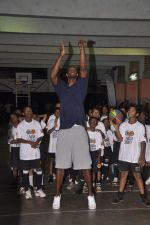 Chris Bosh at NBA Cares Clinic and Eliter Clinic in Don Bosco School, Matunga on 18th July 2013 (77).JPG