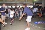 Chris Bosh at NBA Cares Clinic and Eliter Clinic in Don Bosco School, Matunga on 18th July 2013 (78).JPG