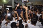 Chris Bosh at NBA Cares Clinic and Eliter Clinic in Don Bosco School, Matunga on 18th July 2013 (80).JPG