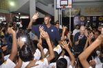 Chris Bosh at NBA Cares Clinic and Eliter Clinic in Don Bosco School, Matunga on 18th July 2013 (81).JPG