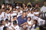 Chris Bosh at NBA Cares Clinic and Eliter Clinic in Don Bosco School, Matunga on 18th July 2013 (85).JPG