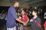 Chris Bosh at NBA Cares Clinic and Eliter Clinic in Don Bosco School, Matunga on 18th July 2013 (87).JPG