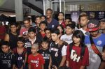 Chris Bosh at NBA Cares Clinic and Eliter Clinic in Don Bosco School, Matunga on 18th July 2013 (92).JPG