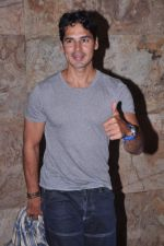 Dino Morea at D-day special screening in Light Box, Mumbai on 18th July 2013 (1).JPG