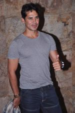 Dino Morea at D-day special screening in Light Box, Mumbai on 18th July 2013 (4).JPG