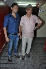 Govind Namdev at Ramaiya Vastavaiya screening in Pvr, Mumbai on 18th July 2013 (64).JPG