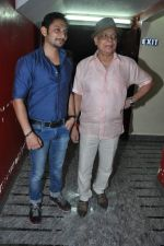 Govind Namdev at Ramaiya Vastavaiya screening in Pvr, Mumbai on 18th July 2013 (65).JPG