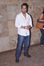 Mika Singh at D-day special screening in Light Box, Mumbai on 18th July 2013 (193).JPG