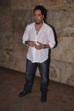 Mika Singh at D-day special screening in Light Box, Mumbai on 18th July 2013 (74).JPG