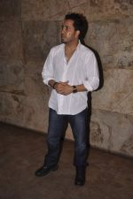 Mika Singh at D-day special screening in Light Box, Mumbai on 18th July 2013 (75).JPG