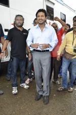 Shivrajkumar shoots for Kalyan ad in Filmcity, Mumbai on 16th July 2013 (21).JPG
