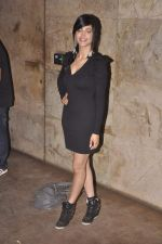 Shruti Hassan at D-day special screening in Light Box, Mumbai on 18th July 2013 (94).JPG