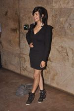 Shruti Hassan at D-day special screening in Light Box, Mumbai on 18th July 2013 (95).JPG