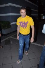 Sohail Khan at Sanjay Kapoor_s bash in Mumbai on 17th July 2013 (21).JPG