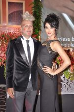 Sonal Chauhan at Narendra Kumar Ahmed_s Swiss album launch in Shangrila Hotel, Mumbai on 17th July 2013 (18).JPG