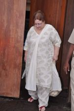 at Rajesh Khanna_s 1st Death anniversary in Mumbai on 18th July 2013 (34).JPG