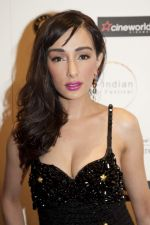 Actress and Brand Ambassador Feryna Wazheir shines on the red carpet at gala opening of London Indian Film Festival. Credit - Photos by www.saiphotography.com.jpg