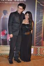 Chandni Bhagwanani, Nishad Vaidya at Gold TV awards red carpet in Mumbai on 20th July 2013 (90).JPG