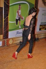 Mouni Roy at Gold TV awards red carpet in Mumbai on 20th July 2013 (78).JPG