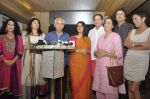 Ramesh Sippy, Kiran Juneja, Krutika Desai Khan at the launch of TV Serial Buniyad in Bandra, Mumbai on 20th July 2013 (31).JPG
