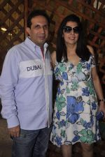 Parvez Damania at Bungalow 9 brunch in Bandra, Mumbai on 21st July 2013 (1).JPG