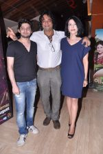 Ajay Bahl, Shadab Kamal, Shilpa Shukla at Ba. Pass film promotions in PVR, Mumbai on 22nd July 2013 (73).JPG