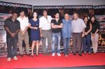 Dibyendu Bhattacharya, Narendra Singh, Shilpa Shukla, Ajay Bahl, Shadab Kamal, Mahesh Bhatt, Bharat Shah at Ba. Pass film promotions in PVR, Mumbai on 22nd July 2.JPG