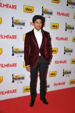 Dulquer Salmaan on the Red Carpet of _60the Idea Filmfare Awards 2012(South).jpg