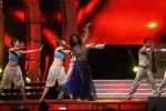 Isha Talwar gets groovy during the 60th Filmfare Awards....jpg
