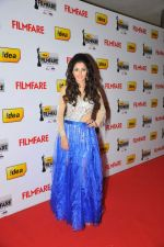 Isha Talwar on the Red Carpet of _60the Idea Filmfare Awards 2012(South).jpg