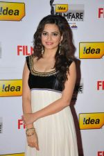 Kriti Kharbanda on the Red Carpet of _60the Idea Filmfare Awards 2012(South).jpg