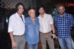 Mahesh Bhatt, Ajay Bahl, Narendra Singh at Ba. Pass film promotions in PVR, Mumbai on 22nd July 2013 (19).JPG