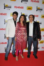Mr. Siddharth of Idea with the team on the Red Carpet of _60the Idea Filmfare Awards 2012(South).jpg