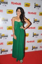 Regina Cassandra on the Red Carpet of _60the Idea Filmfare Awards 2012(South).jpg