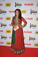 Richa Gangopadhyay on the Red Carpet of _60the Idea Filmfare Awards 2012(South).jpg