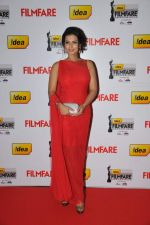 Sharmiela Mandre on the Red Carpet of _60the Idea Filmfare Awards 2012(South).jpg