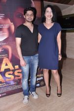 Shilpa Shukla, Shadab Kamal at Ba. Pass film promotions in PVR, Mumbai on 22nd July 2013 (76).JPG
