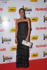 Sonia on the Red Carpet of _60the Idea Filmfare Awards 2012(South).jpg