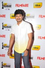 Udhayanidhi Stalin on the Red Carpet of _60the Idea Filmfare Awards 2012(South)....jpg