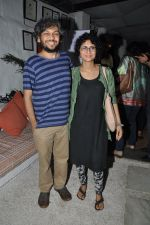 Kiran Rao and Anand Gandhi discuss Ship of Theseus in Mumbai on 23rd July 2013 (6).JPG