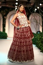 Model walk the ramp for Meera Mussafar Ali showcase 2013 bridal collection in Delhi on 24th July 2013 (9).jpg