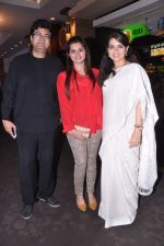 Parsoon Joshi, Shaina NC at Special screening of Bhaag Milkha Bhaag by Shaina Nc in Mumbai on 24th July 2013 (28).JPG