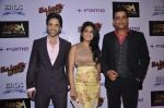 Tusshar Kapoor, Vishakha Singh, Ravi Kissen at Bajatey raho premiere in Mumbai on 25th July 2013 (194).JPG