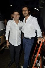 Arjun Rampal, Bhushan Kumar at Launch of Raghupati Raghav song from Satyagraha in Mumbai on 25th July 2013 (161).JPG
