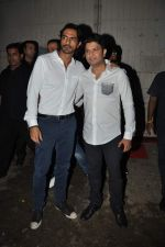 Arjun Rampal, Bhushan Kumar at Launch of Raghupati Raghav song from Satyagraha in Mumbai on 25th July 2013 (219).JPG