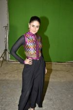 Kareena Kapoor at Launch of Raghupati Raghav song from Satyagraha in Mumbai on 25th July 2013 (161).JPG