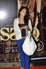 Neetu Chandra at Issaq premiere in Mumbai on 25th July 2013 (281).JPG