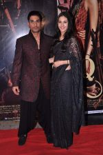 Prateik Babbar, Amyra Dastur at Issaq premiere in Mumbai on 25th July 2013 (443).JPG