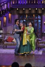 Shahrukh khan on the sets of Kapil_s show in Filmcity, Mumbai on 25th July 2013 (94).JPG
